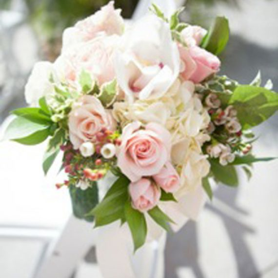 Brides' bouquet